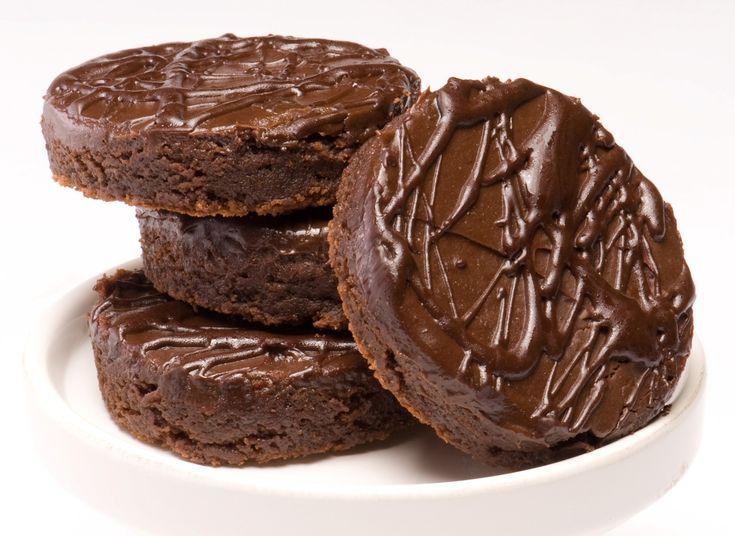 Healthy Brownies 1 box Chocolate Fudge Cake Mix 1 cup plain greek ...