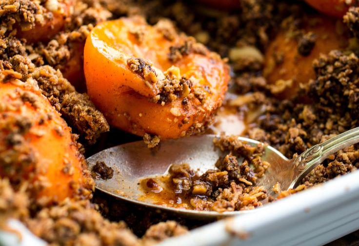 apricot almond chicken 26 jun 2015 philips strawberry apricot crumble ...