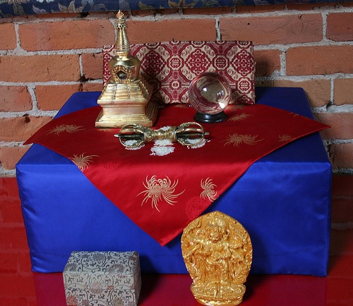 How To Create A Simple Buddhist Shrine