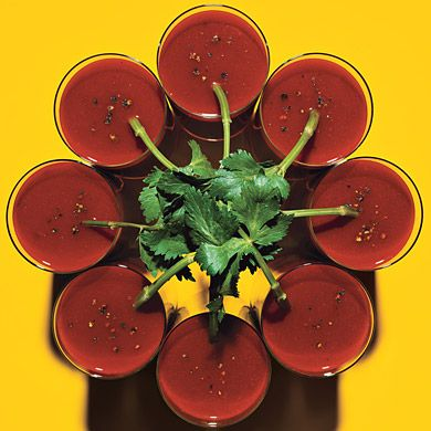 Curry-Spiced Bloody Marys Recipe | Epicurious.com