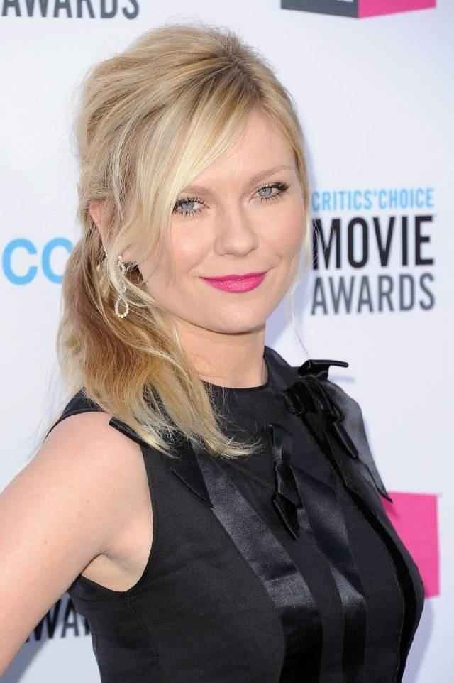 Kirsten dunst blond hair amp makeup pinterest