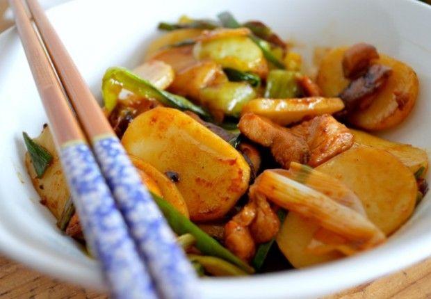 STIR-FRIED STICKY RICE CAKES (Nian Gao) | Recipe