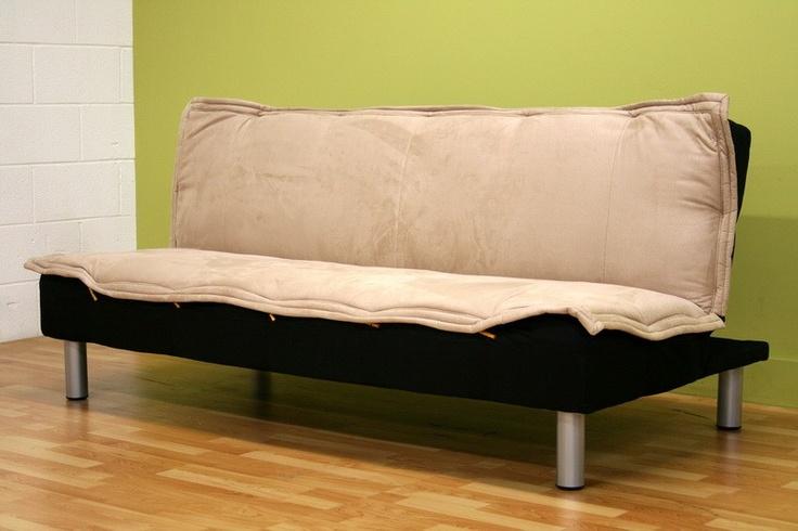 Living Room Furniture Sofas Loveseats Odis Microfiber Convertible Sofa Bachelor