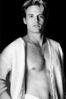 A young Michael Biehn ...