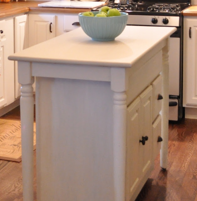 how to make a kitchen island for the home pinterest