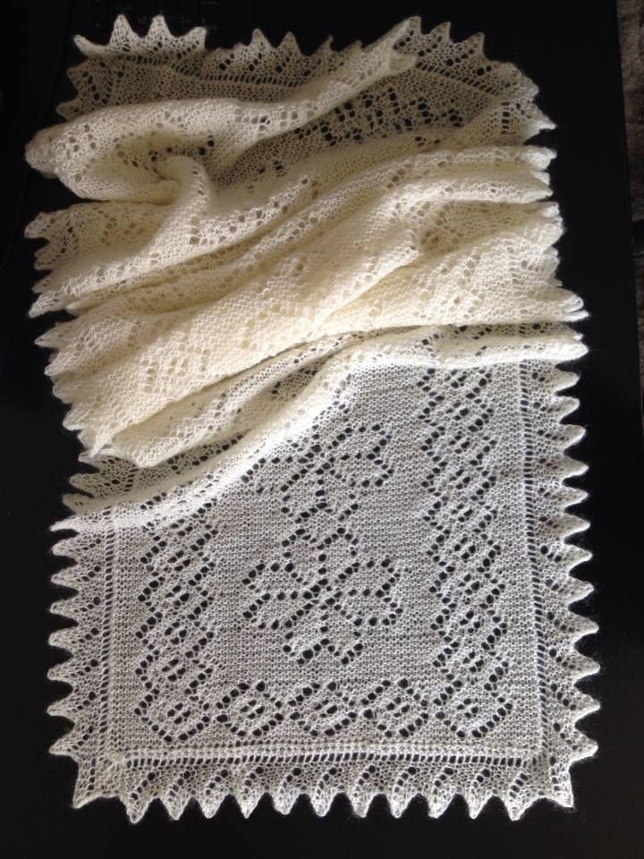 Knitting Shawl Russian : Orenburg lace shawl knitting pinterest