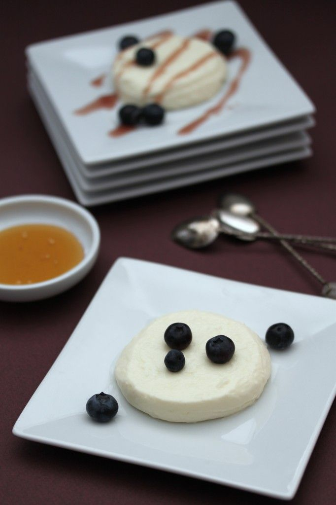 Buttermilk Pudding | Recipe