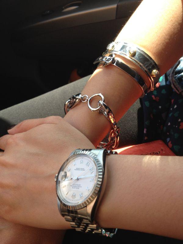 wrist watch fetish gratis chatteside