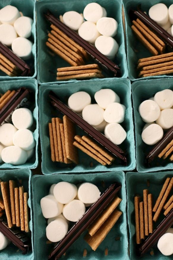 s'mores to go!