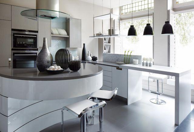 Idee Carrelage Salle De Bain Bailleul : Cuisine moderne  Cocinas  Pinterest