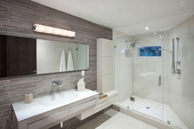 Baño De Lujo Moderno:de arquitectura y diseño http://wwwarquitexscom/2014/02/casa-lujo