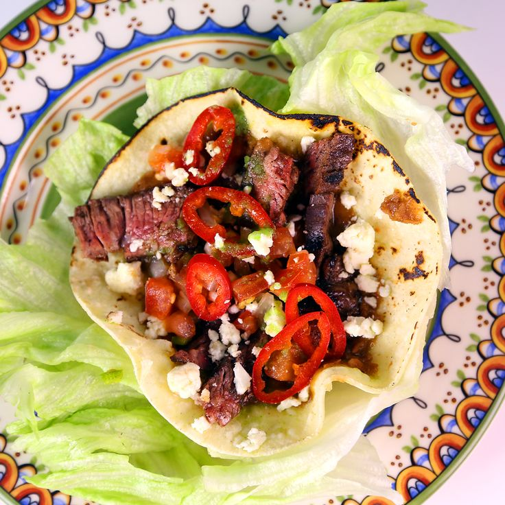 Skirt Steak Tacos by Mario Batali | The Main Event....for dinner that ...