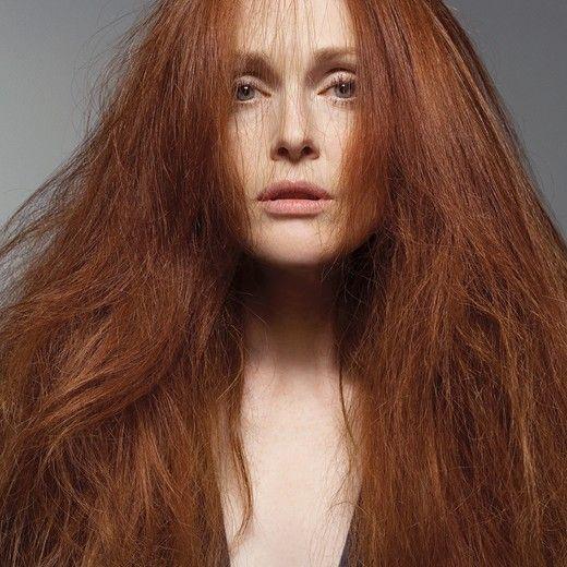 Julianne Moore Red Hair