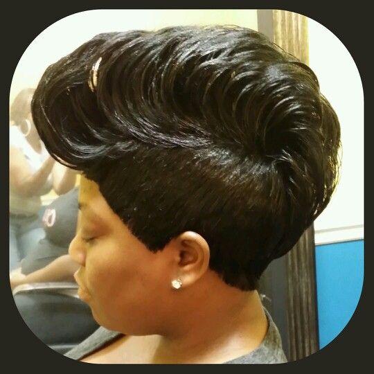 Short 27 Piece Weave Hairstyles