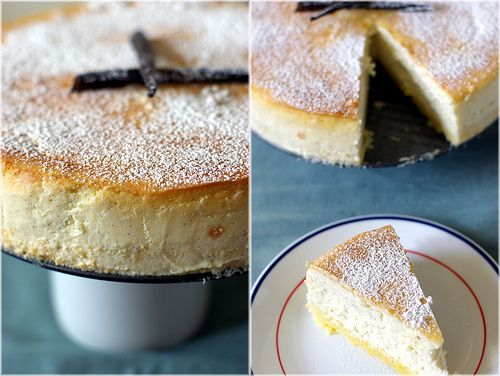 Vanilla Bean Cheesecake | food, drink & related items | Pinterest
