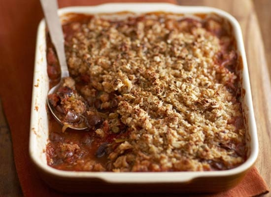 Spicy Tomato Crumble Recipe | Leite's Culinaria ~ author stated very ...