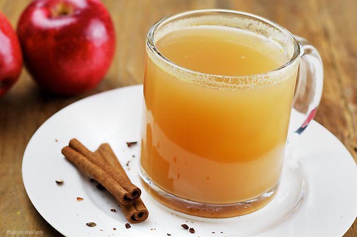 Spiced Hot Apple Cider | Recipe