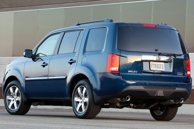 honda pilot touring for sale by owner