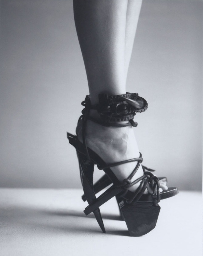 sharp shoes
