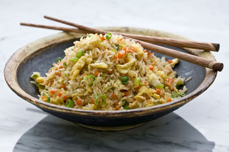 Fried Rice | Chinese Food | Pinterest