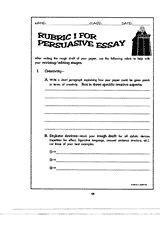 ending a persuasive essay