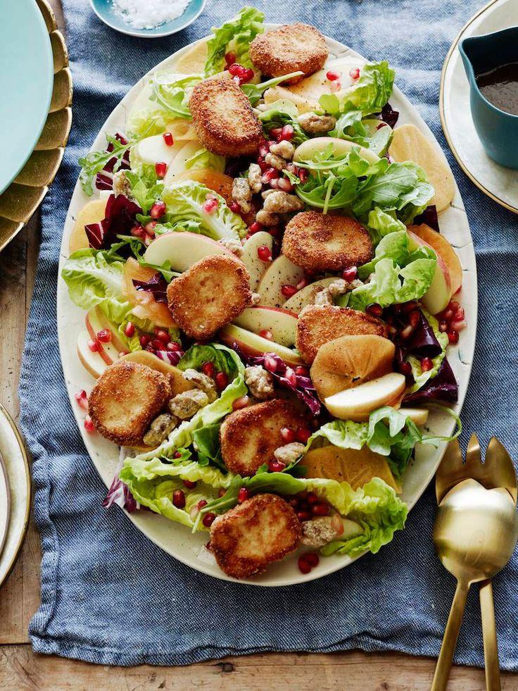Fall Farmers Market Salad | Recipe