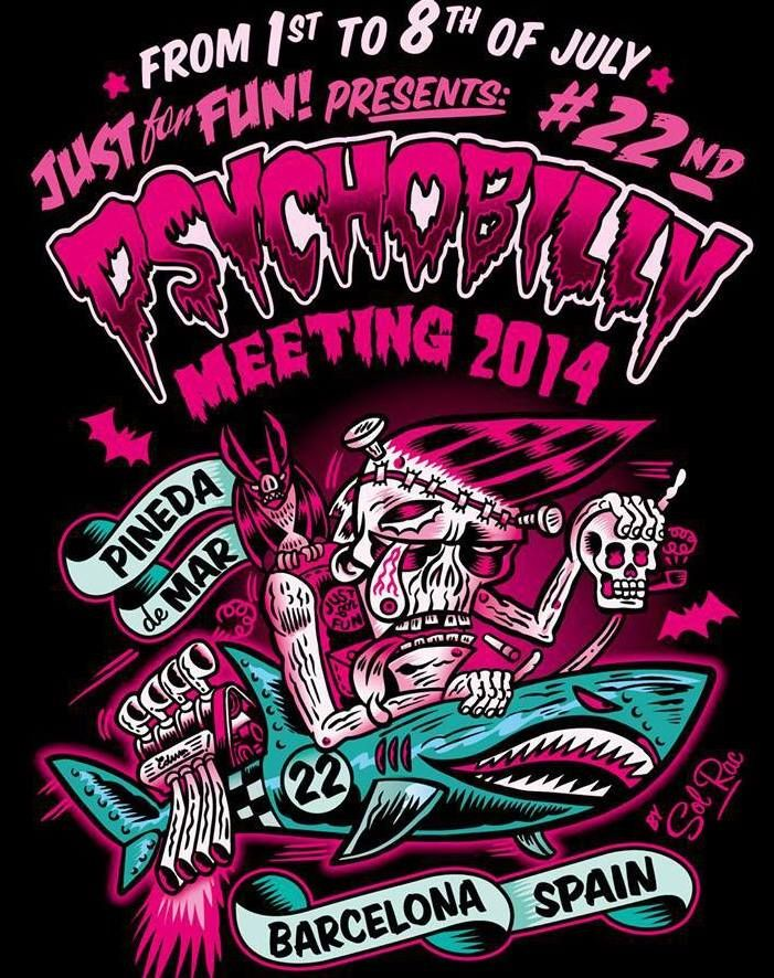 Psychobilly blogspot download