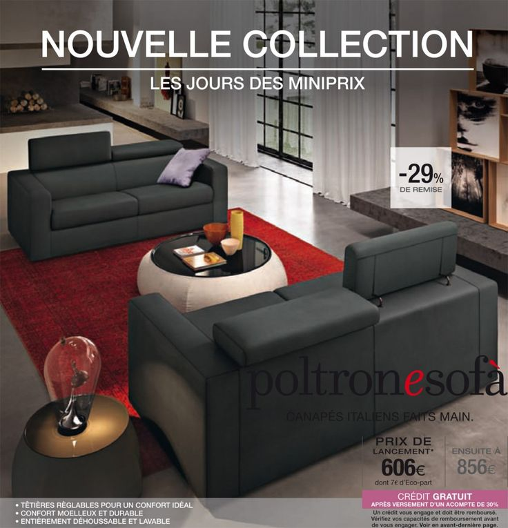 canape poltronesofa besancon design. Black Bedroom Furniture Sets. Home Design Ideas