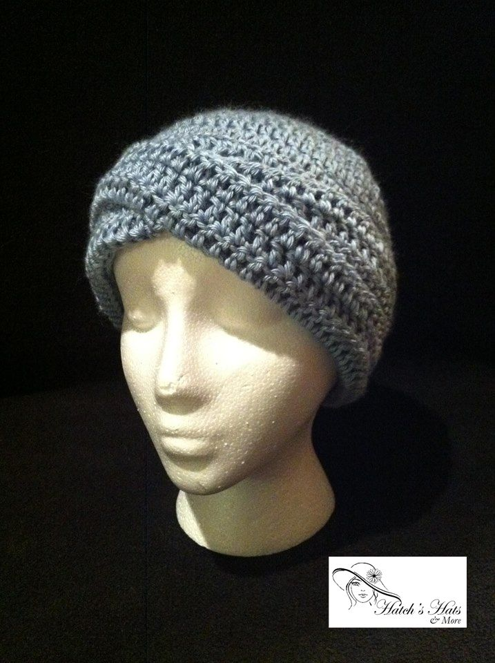 Crocheting Hats For Cancer Patients : Ultra Soft Chemo Caps $12.00 + shipping & handling hatchs.hats@gmail ...