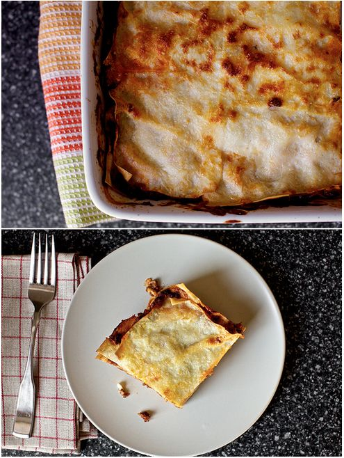 How to: Make the Ultimate Lasagna Bolognese