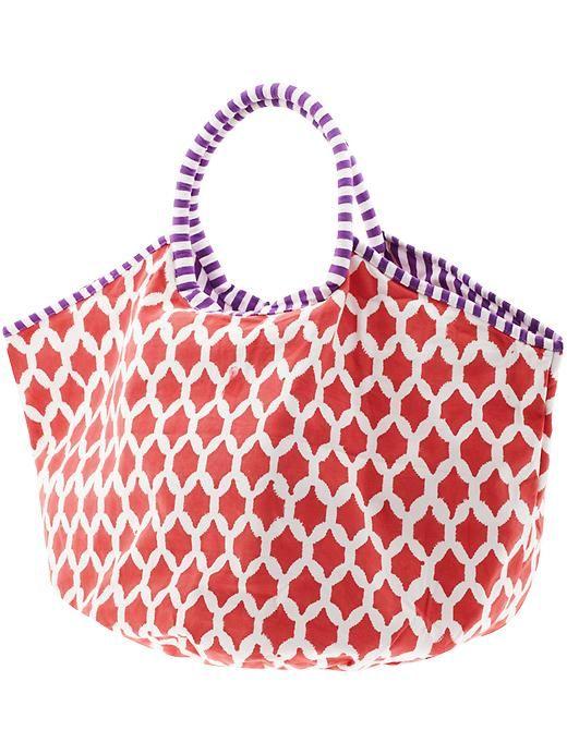 Roberta roller rabbit bondi beach bag