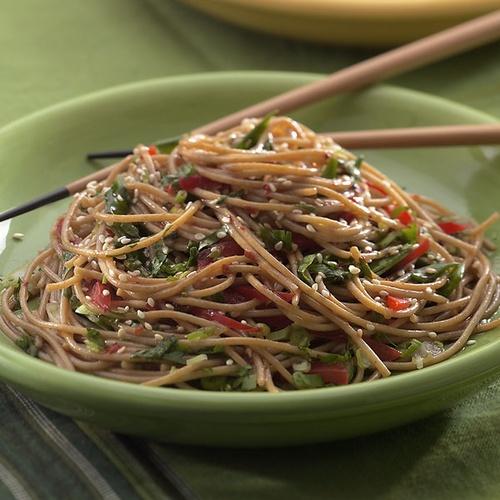 Sesame noodles | Recipes | Pinterest