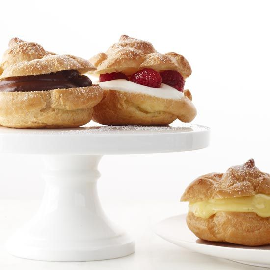 ... pate a choux 1062 pate a choux is the basic recipe for cream puffs