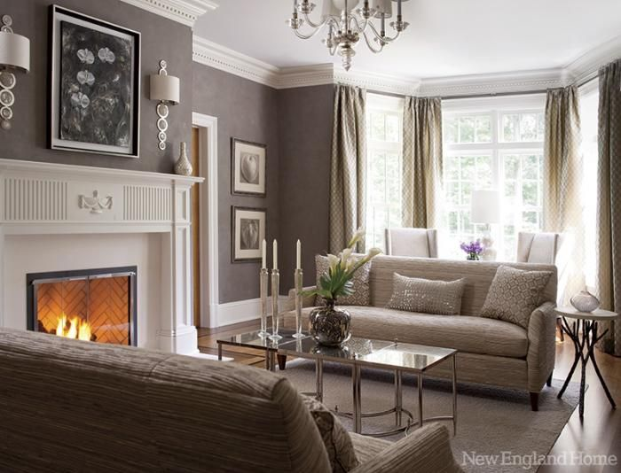 Bay Window Living Room Painting Enchanting Decorating Design