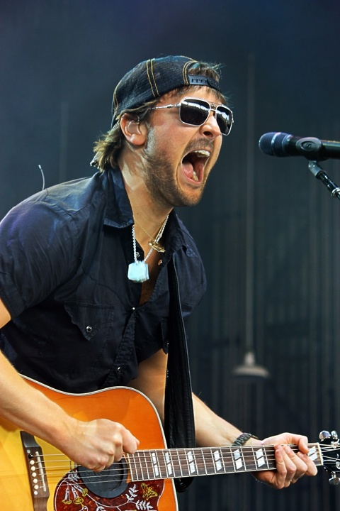 Eric Church...ahhh cant wait for this concert!