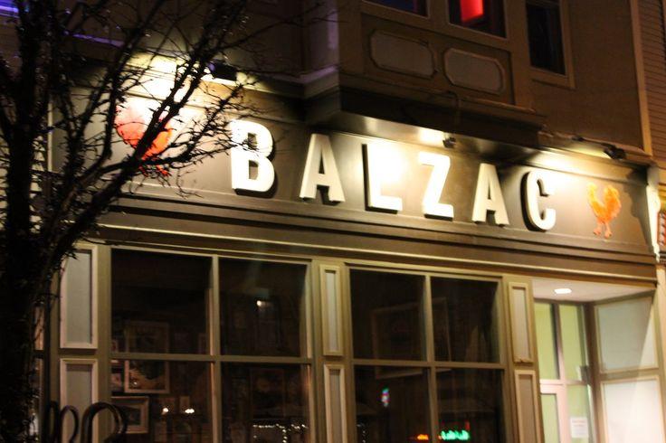 Cafe De Balzac Nyc