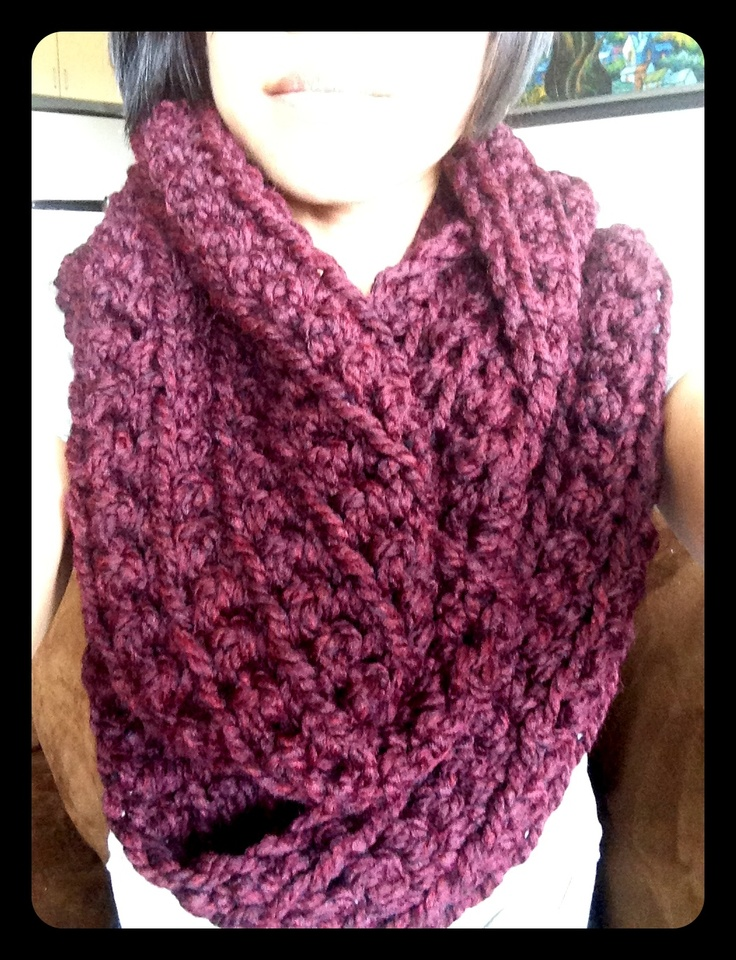 Crochet Scarf Patterns Q Hook : Pin by Chris Pendleton on Craft Ideas Pinterest
