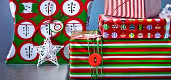Go to gift wrapping