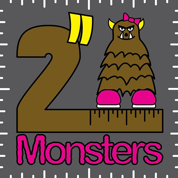 This is a stand designed for the Batch 01 monsters. It's two inches by two inches at 300 dpi. Feel free to print and mount them on stiff board if you'd like something to display these on.