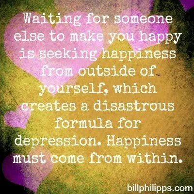 Make your own happy!
