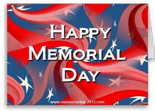 memorial day 2013 presidential proclamation