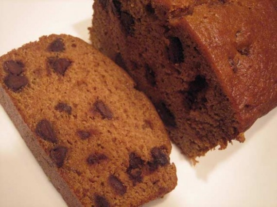 Pumpkin Chocolate Chip Bread | Recipes I Tried (and Loved!!) | Pinter ...