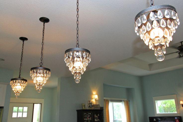 lighting over kitchen island unique lighting fixtures