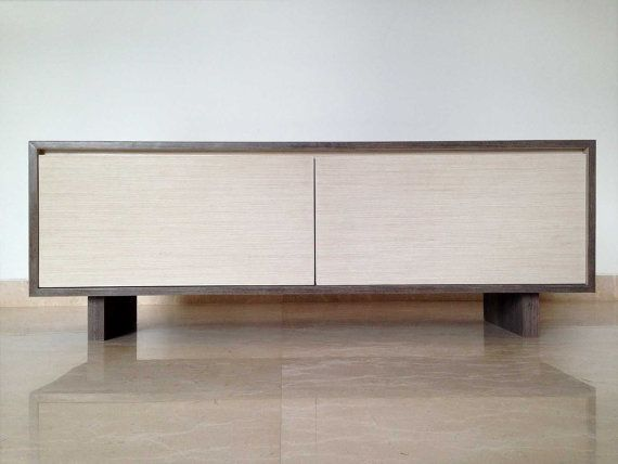 Modern tv stand media console Modern media console