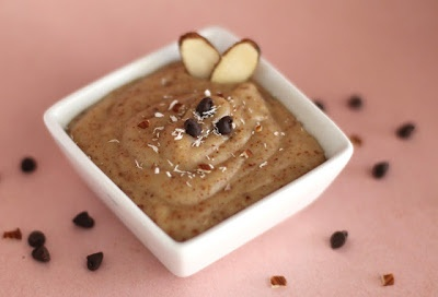 Healthy Almond Joy Candy Spread...a healthy solution for your New Year ...
