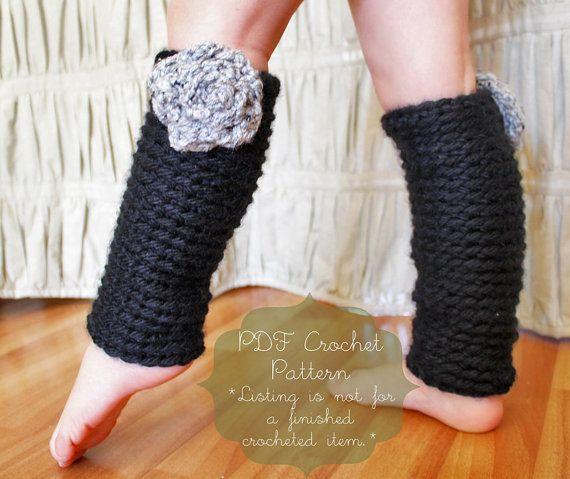Free Crochet Pattern Toddler Leg Warmers : Crochet Pattern: The Chelsea Leg Warmers -Toddler, Child ...