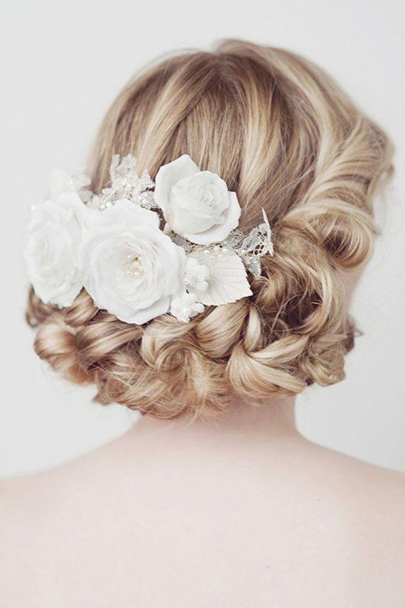 wedding hair | Tumblr | Wedding Hairstyles | Pinterest