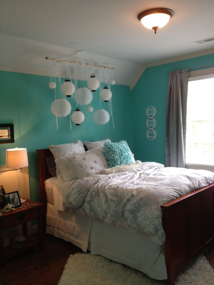 Redecorate My Bedroom Cool Of Tiffany Blue and Gray Bedroom Picture