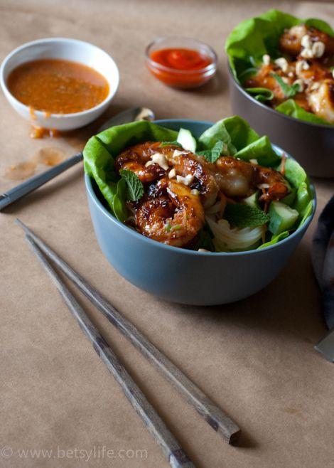 Lemongrass Shrimp Salad | Recipe