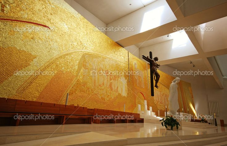 Modern Church Interior Church Pinterest